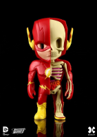 XXRAY DC Justice League of America 04 The Flash Dissected Vinyl Art Figure